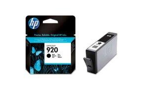 HP BLACK N.920 CD971A